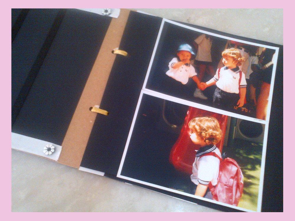 Album de fotos en cartulina 64