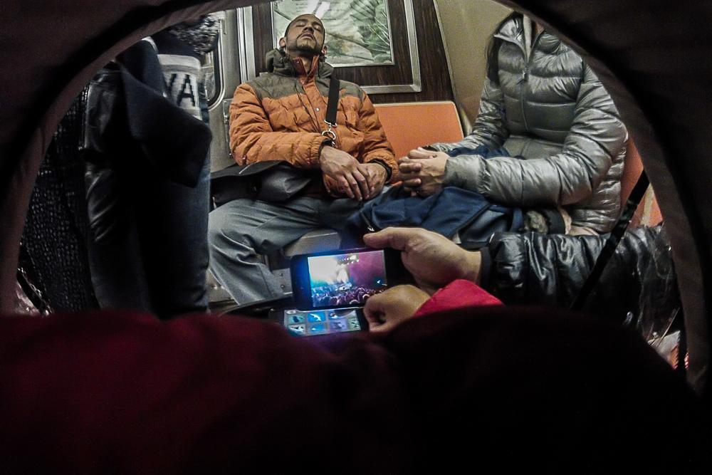 A cidade de Nova York na visão de uma criança por Diego Acosta