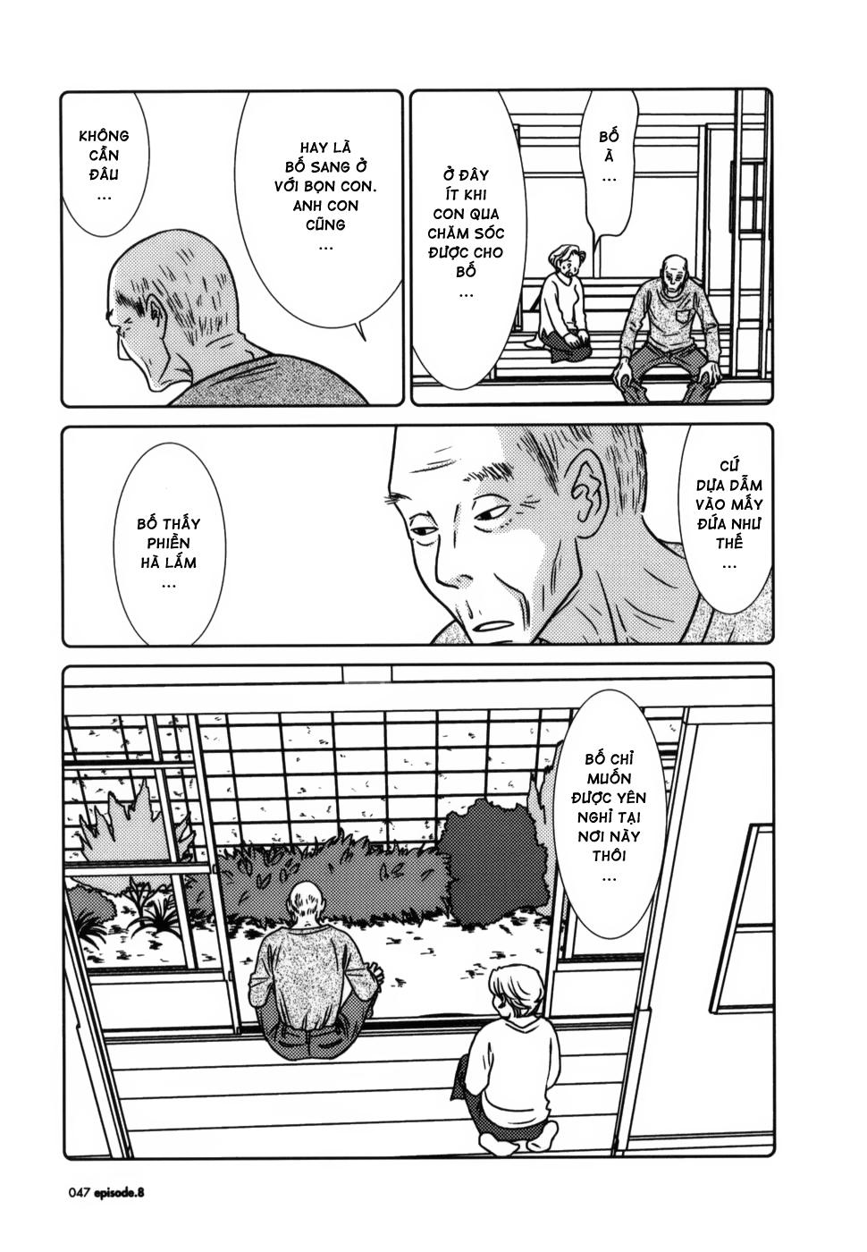 Usagi Drop chap 8 Trang 11 - Mangak.info