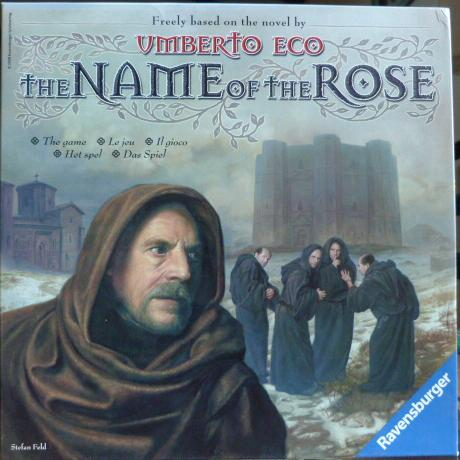 il nome della rosa recensione