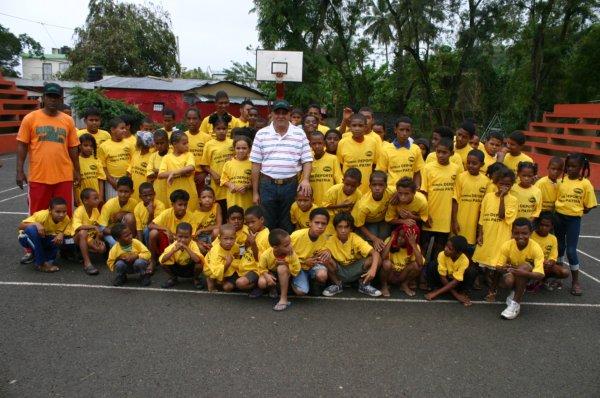 Culmina Campamento Deportivo y Recreativo Semana Santa 2013