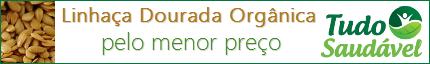 Compre Linhaça Dourada Orgânica pelo Menor Preço na Tudo Saudável!