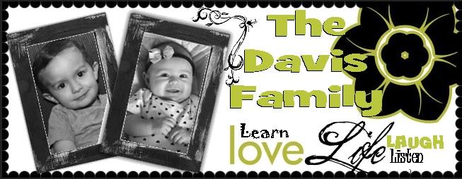 Davis Family Blog