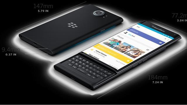 BlackBerry PRIV - Full Hardware Specs, Features and Pricing