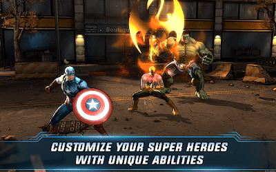 Marvel Avengers Alliance 2 v1.0.1 Mod Apk (1Hit/Kill) 2
