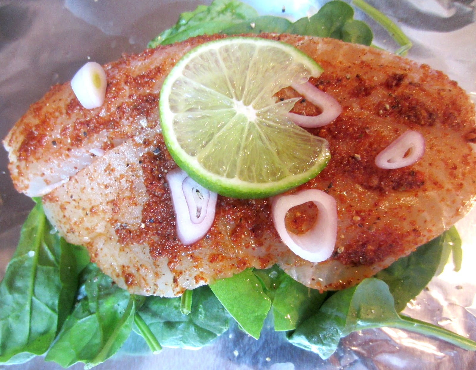 How to Season Tilapia http://mrmrsbeeze.blogspot.com/2012/06/weekend-recap-grilled-chili-lime.html
