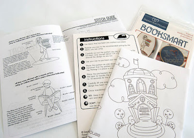 booksmart modern hand embroidery patterns iron on transfers