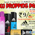 Addidas Deo worth Rs. 155 just for Rs. 18