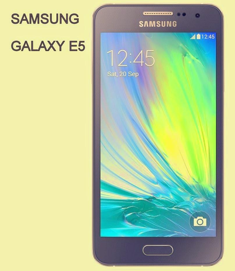 Harga Samsung Galaxy E5 Bulan Februari 2015