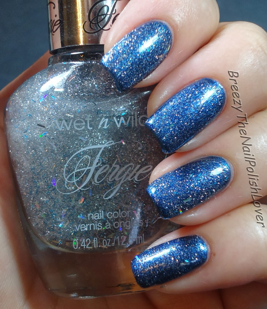 BreezyTheNailPolishLover: Wet n Wild Fergie Nail Polish Review/Swatches