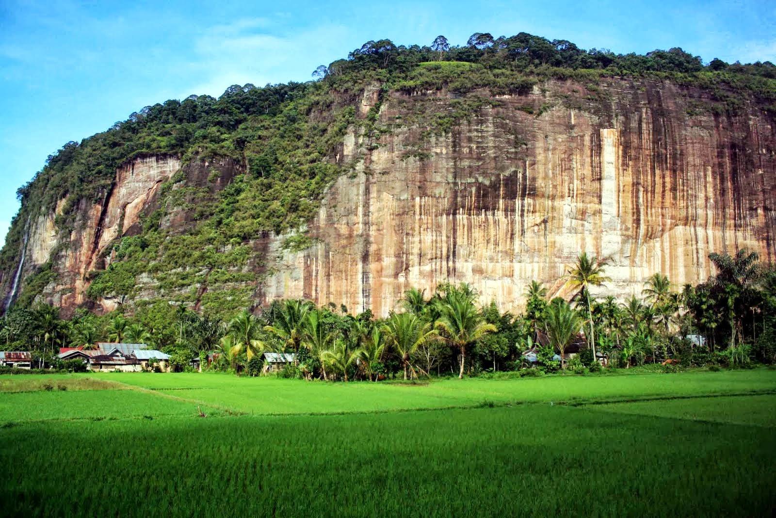 Sumatera Barat di Terokai