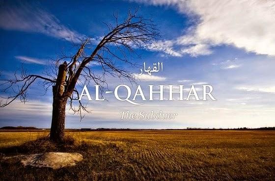 Al Qahhar - ilustrasi