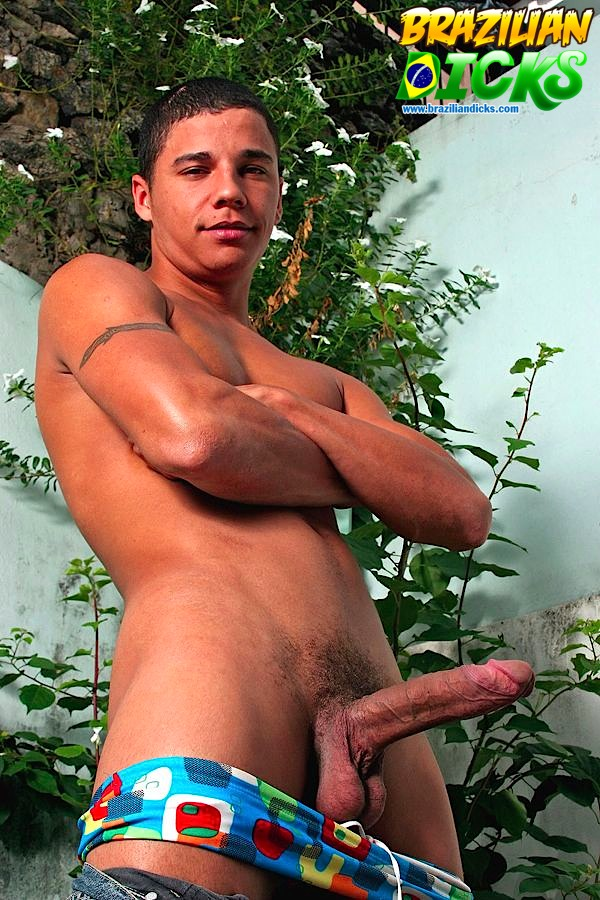 Gay brazilian monster cock