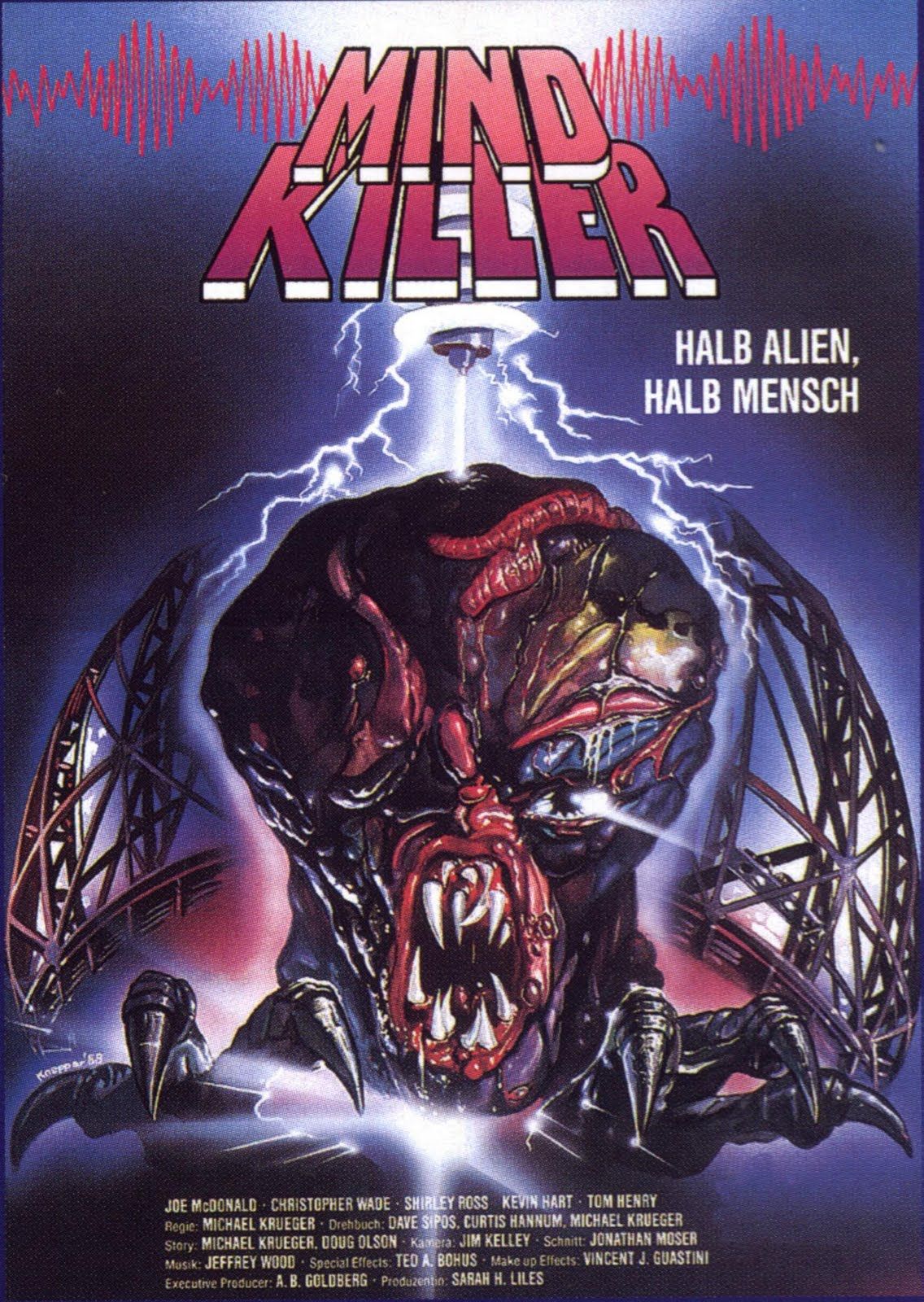 Mindkiller movie