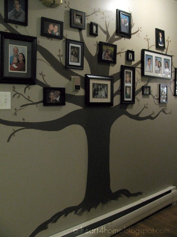 trees on pinterest family trees family tree wall and