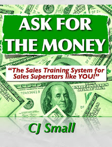 "IT'S HERE!! The NEW SALES TRAINING BOOK ""Ask For The Money!"""