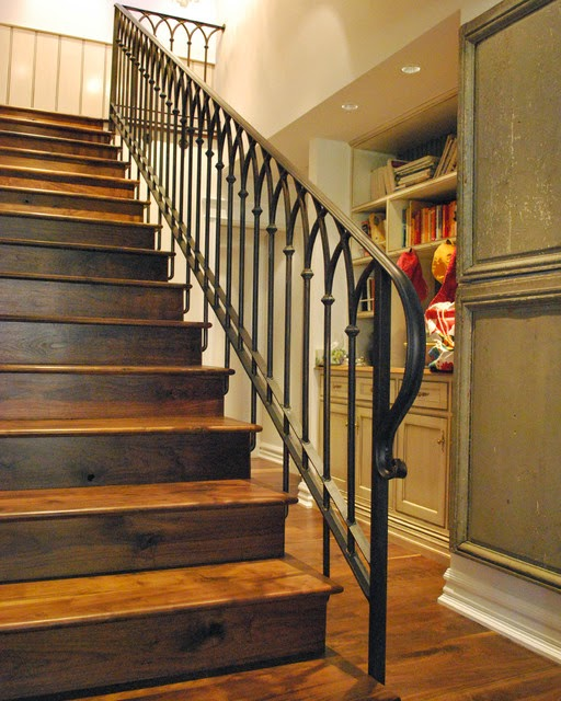 Interior Railings For Stairs