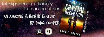 CRYSTAL DECEPTION Blog Tour & Giveaway