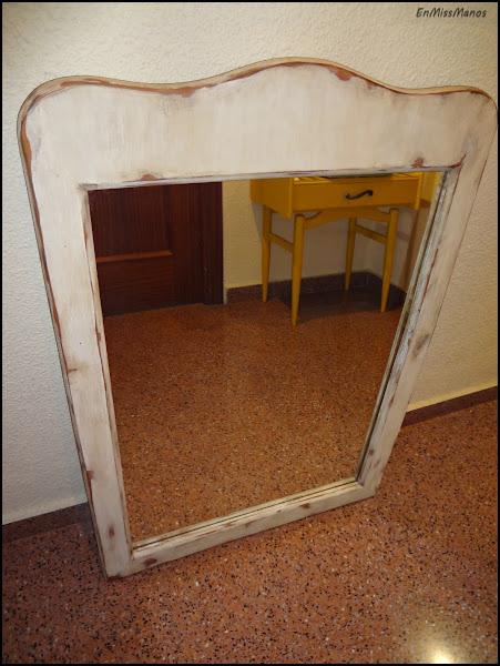 Tuneo de espejo por segunda vez