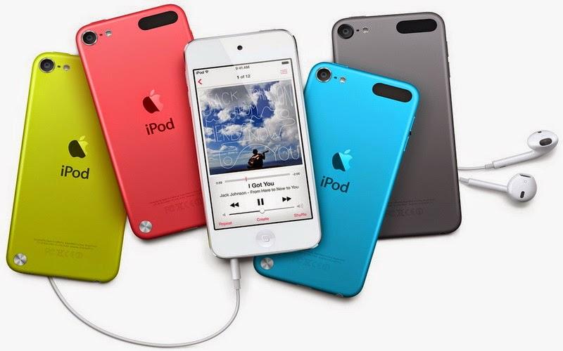 Absen Dua Tahun, Apple Akan Bikin iPod Lagi