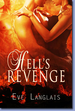 Post thumbnail of Review: Hell's Revenge by Eve Langlais