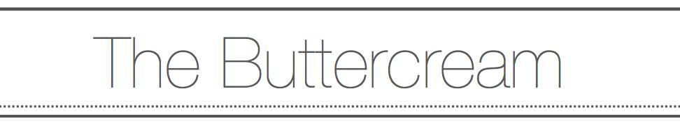The Buttercream
