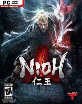 Nioh - Complete Edition Jogos Torrent Download capa