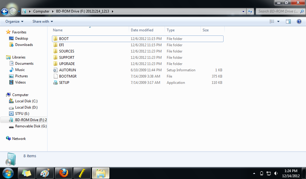 how to put dmg file on flash drive