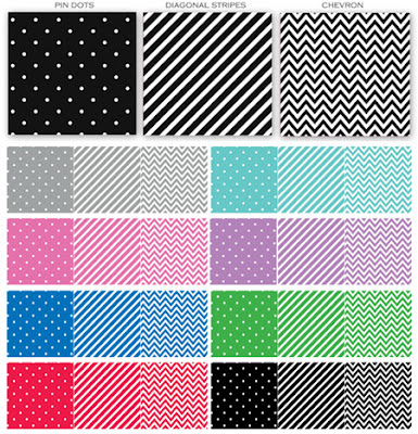 SRM Stickers Blog - Very Versatile Vinyl by Shannon - #vinyl #patternedvinyl #DIY #gift #christmas