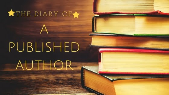 The Diary of a Published Author