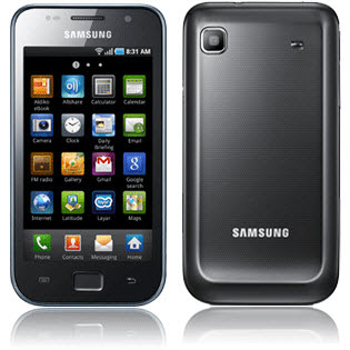 Samsung Galaxy S vs Galaxy SL : Feature & Specs Compared
