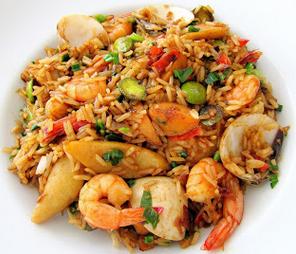 Resep Nasi Goreng Seafood Dan Cara Membuatnya