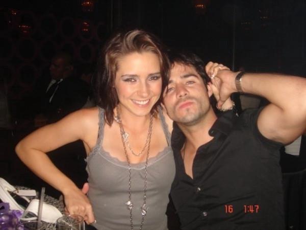 telenovelas y estrellas: Fotos de Ariadne Diaz y Jose Ron ...