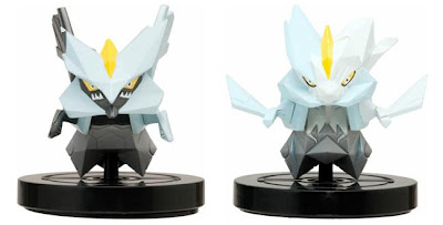 NFC Figure Part 4 Black Kyurem White Kyurem