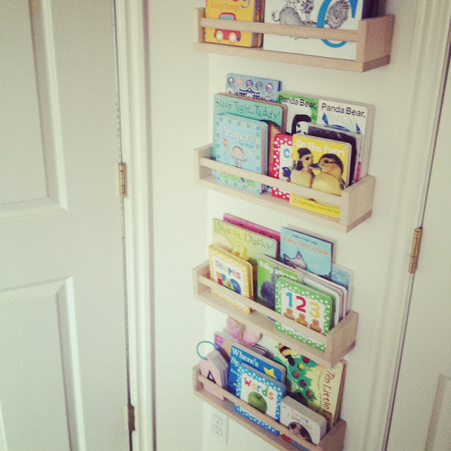 Big momma o pinterest project ikea spice rack bookshelves for Ikea childrens bookshelf