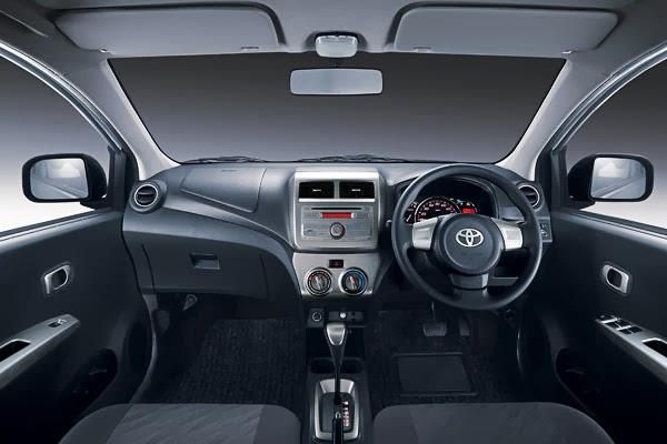 Spesifikasi Lengkap dan Harga Toyota Agya
