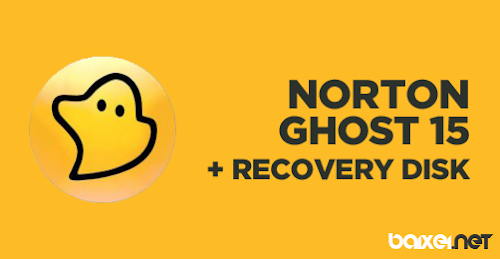 Norton Ghost 15 + Recovery Disk + Keys
