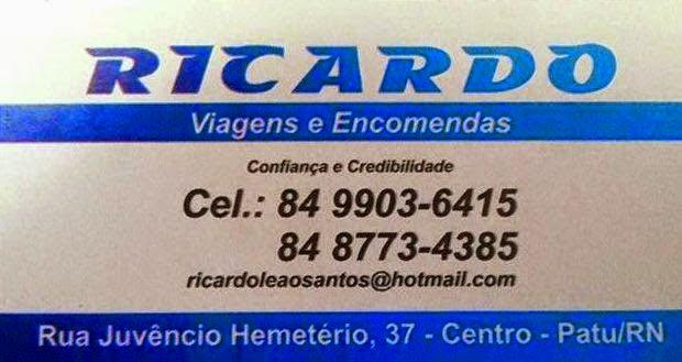 RICARDO - Viagens e Encomendas