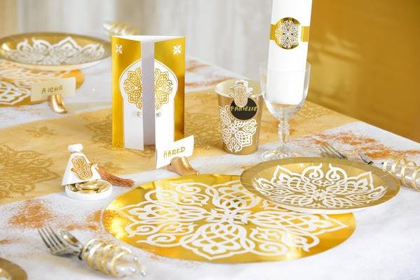 Sélection de fournisseurs de mariage oriental