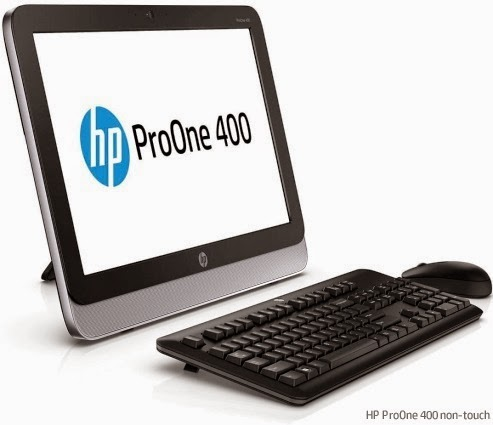 новинка от HP ProOne 400