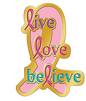 Live, Love and Believe