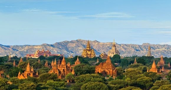 Burma Tourism; Most Beautiful Cities in Myanmar