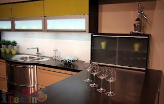 Desain Dapur Rumah di Gading Serpong2
