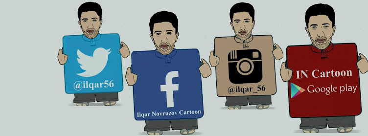 Ilqar Novruzov Cartoon
