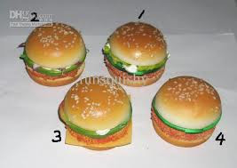 Burger Squishies Mostly My Favorite In Wishlist
