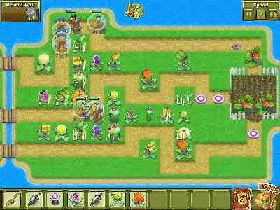 Garden Defense PC Game Download Free Full Version