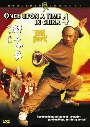 Pemain Once Upon A Time In China 4 Wong Fei Hung