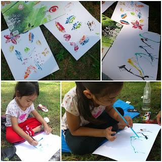 idea kreatif, kraf kanak-kanak