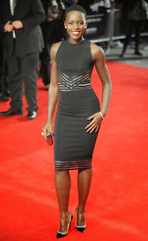 LUPITA NYONGO'O: DAZZLES SCREEN AND THE RED CARPET