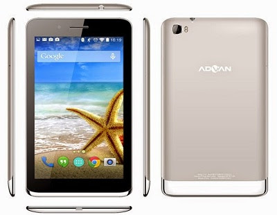 Tablet multimedia advan signature T1Z harga dan spesifikasi